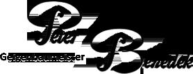 Geigenbau Benedek Logo